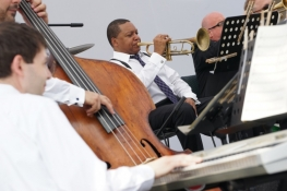 Wynton Marsalis in Chile