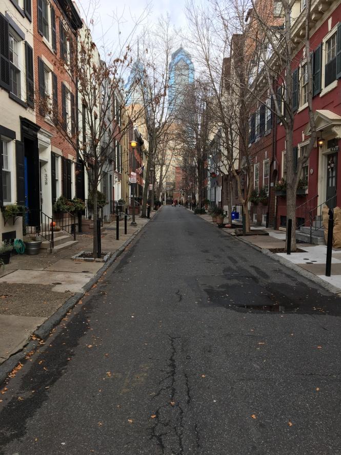 Christmas Smedley Street