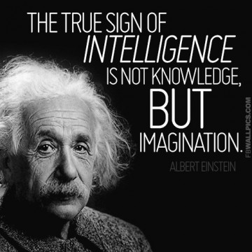 Inspire Einstein Intelligence and Imagination