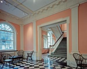 Historical Society Interior
