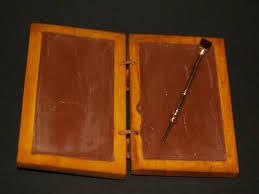 Inspire Wooden tablet