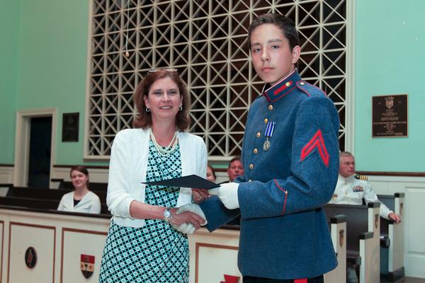 Gabriel getting diploma 2015_6