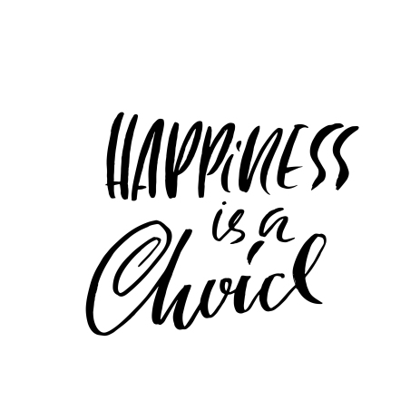 Inspire Happiness is a choice