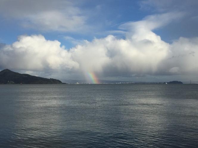 Sausalito Rainbow 1