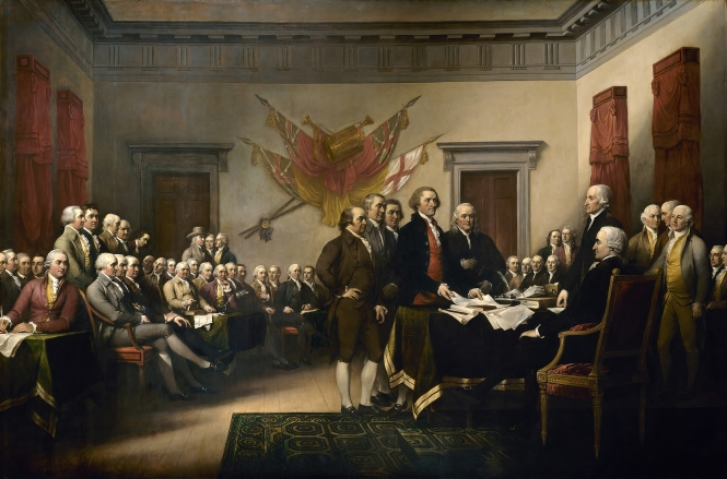 Signing Declaration_of_Independence_(1819),_by_John_Trumbull