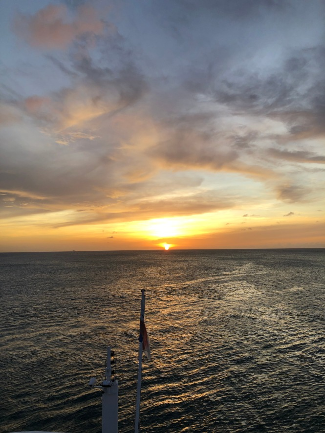 Freewinds Aruba Sunset 2