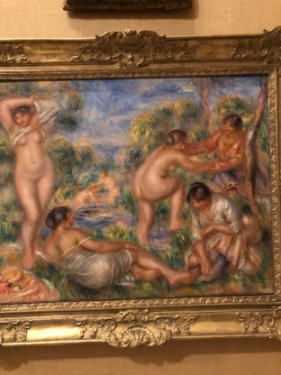 Barnes 10 Barnes Favorite Renoir Bathers