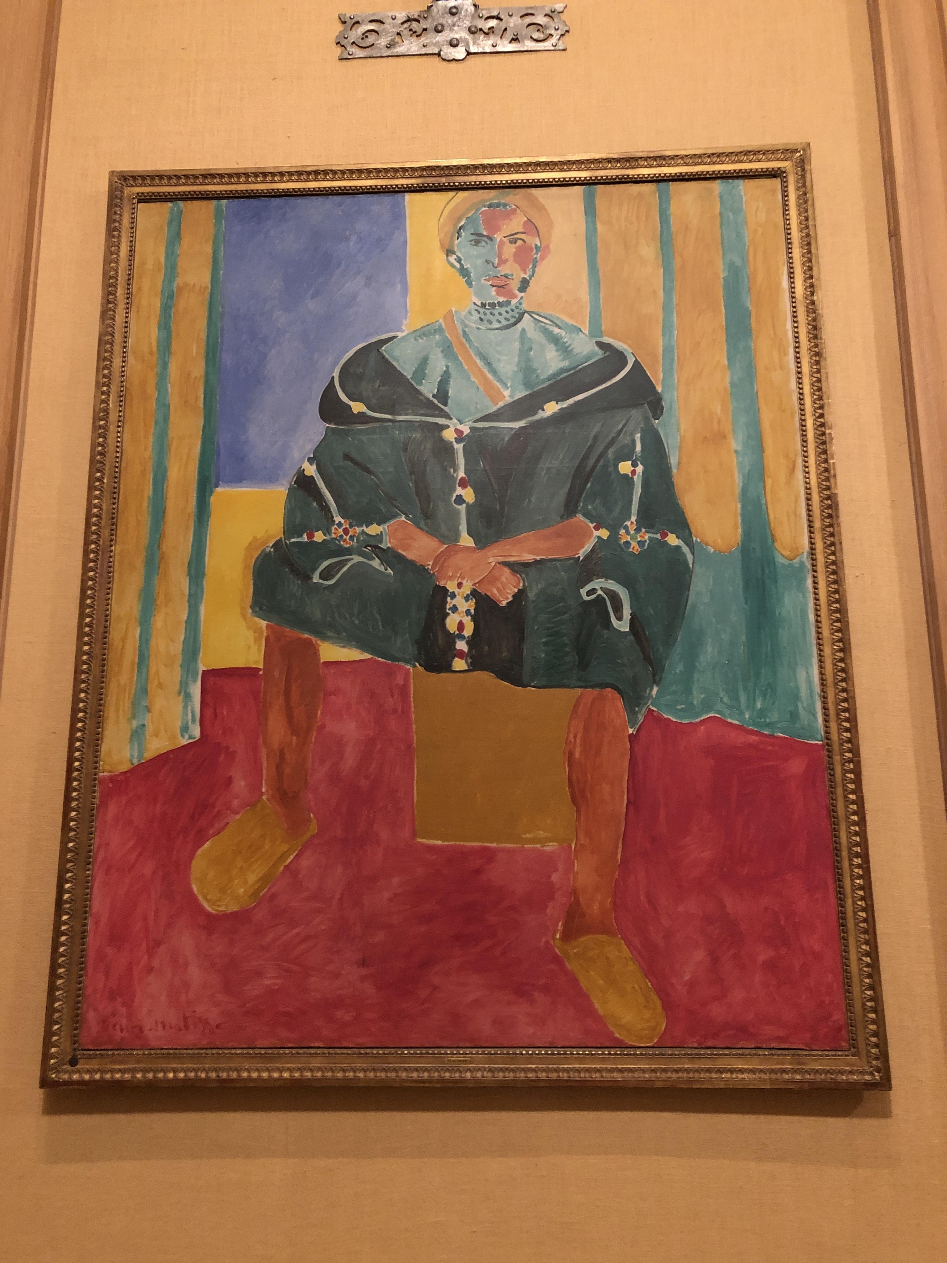 Barnes 5 Matisse Moroccan