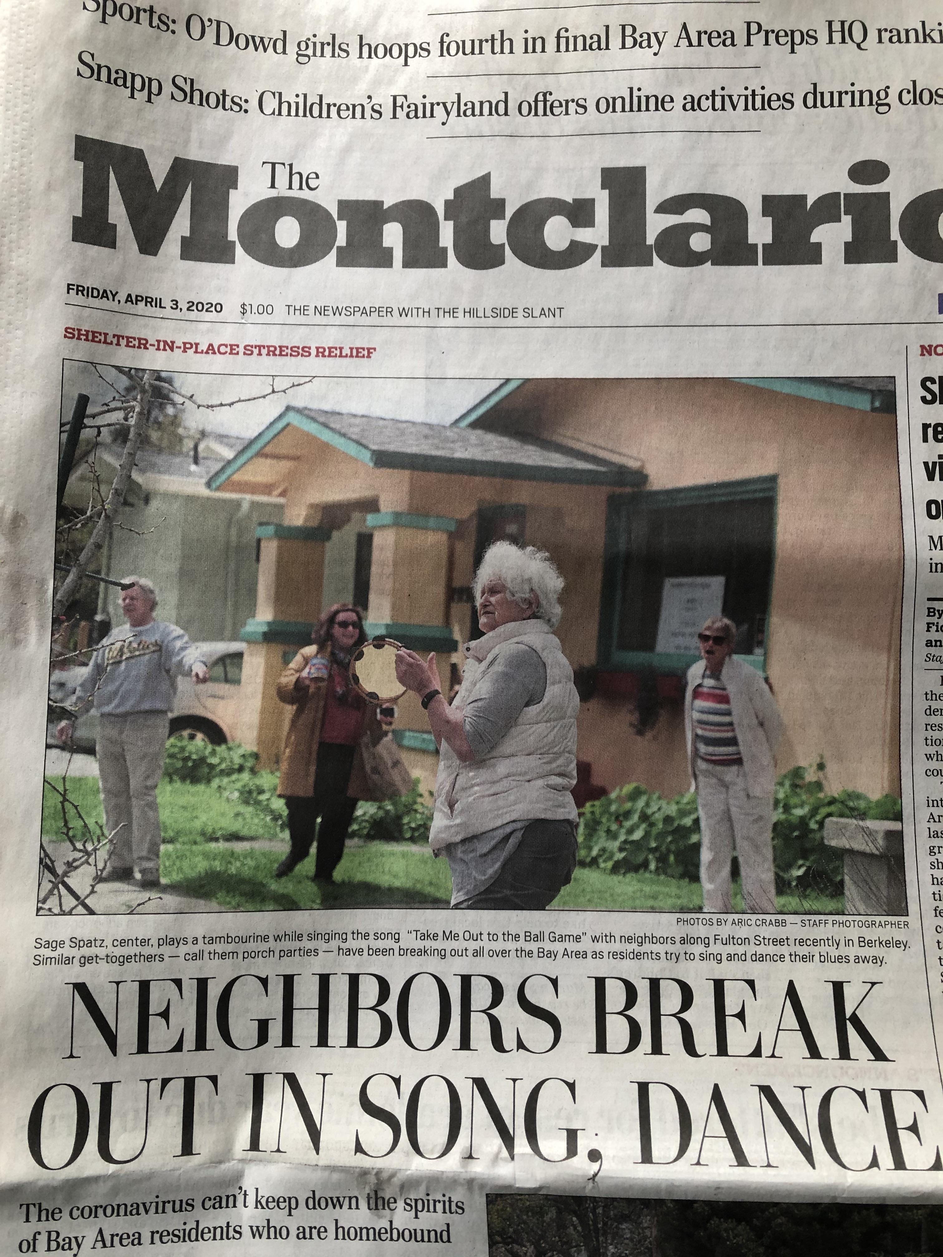 Montclair Neighbors